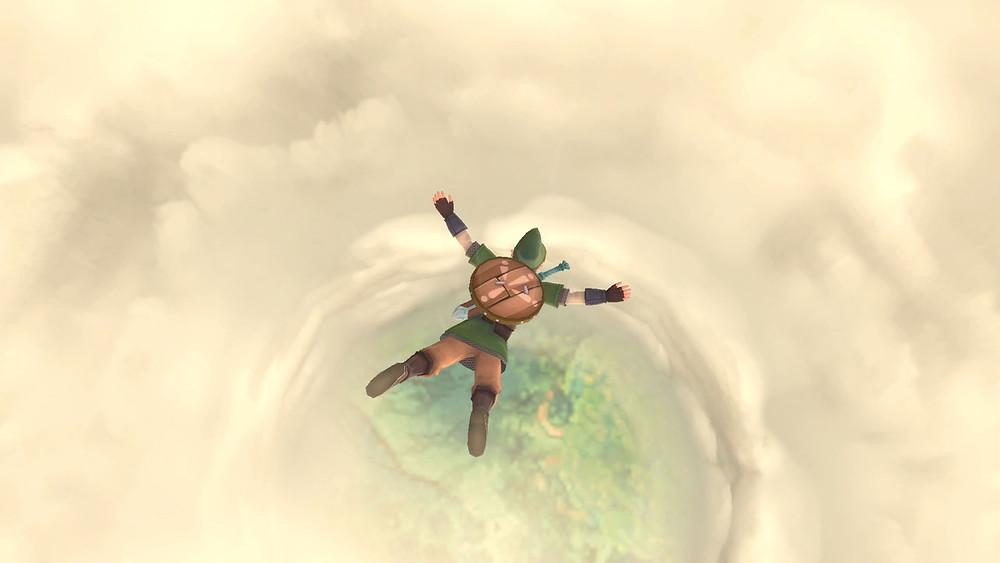 Test Legend of Zelda Skyward Sword HD Review Nintendo Switch