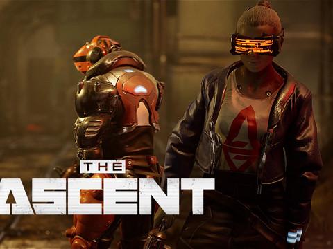 Cyberpunk RPG The Ascent erscheint für Xbox Series und Gamepass Day-1