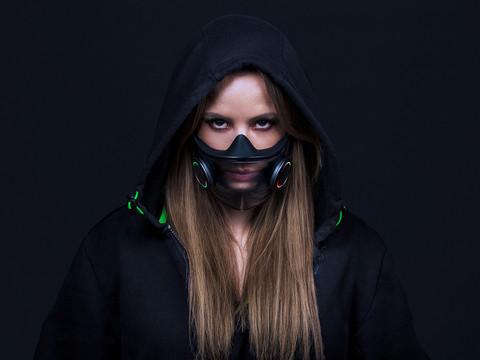 Covid-19: Razer stellt Smart-Maske Project Hazel vor