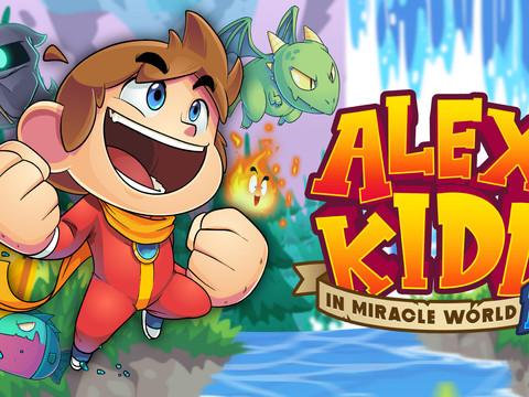 Alex Kidd in Miracle World DX für PS5 und Xbox Series bestätigt