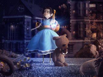 Puzzle Platformer Tandem: A Tale of Shadows angekündigt