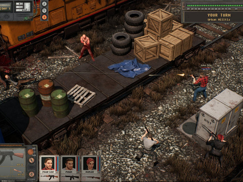 MicroProse kündigt Taktik RPG Urban Strife an
