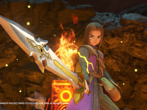 The(G)net Review: Dragon Quest XI S - Streiter des Schicksals