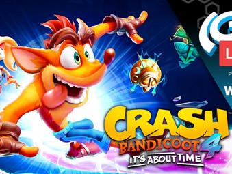 The(G)net LIVE: Crash Bandicoot 4