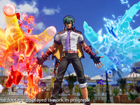 SNK stellt The King of Fighters XV vor