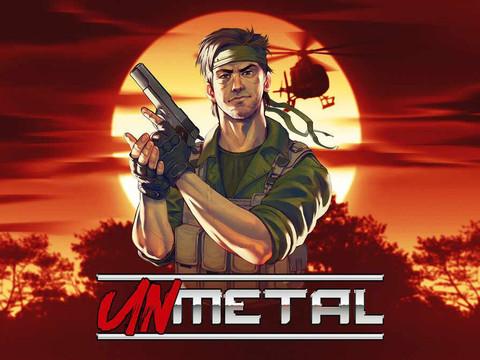 2D Stealth-Action Game Unmetal huldigt einen soliden Klassiker
