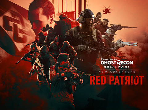 Ghost Recon Breakpoint Episode 3 erscheint am 15. September