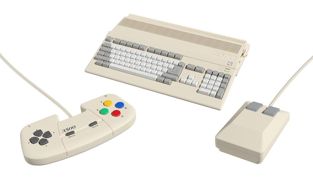 THEA500 Mini Amiga Mini