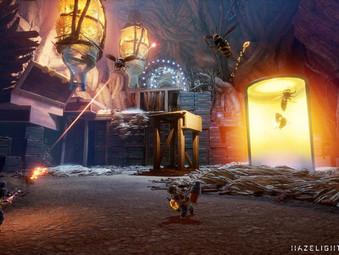 Hazelight zeigen neues Gameplay zu It Takes Two
