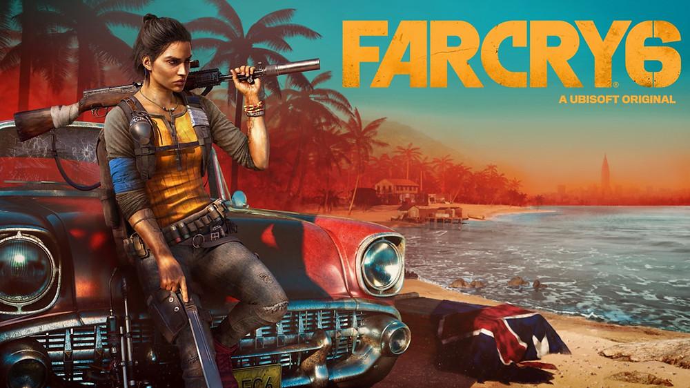 Far Cry 6 Story Open World Trailer