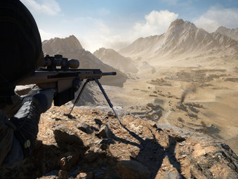 Sniper Ghost Warrior Contracts 2 mit Extreme Long-Range Shooting