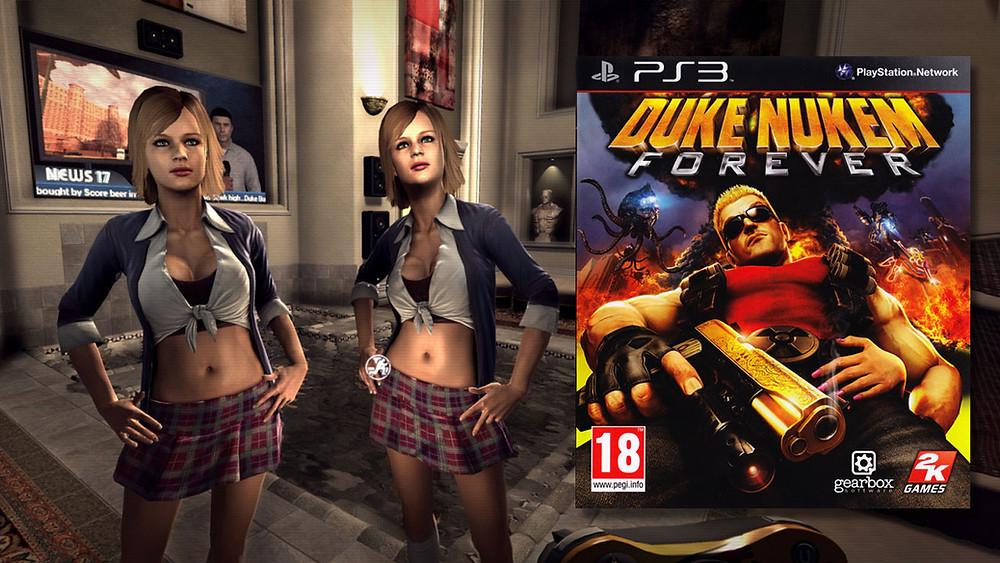 Duke Nukem Forever 2K Games Playstation 3