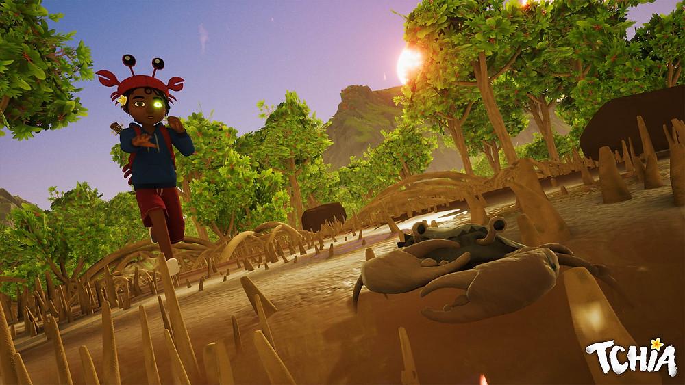 Tchia Game PS5 Screenshots Trailer
