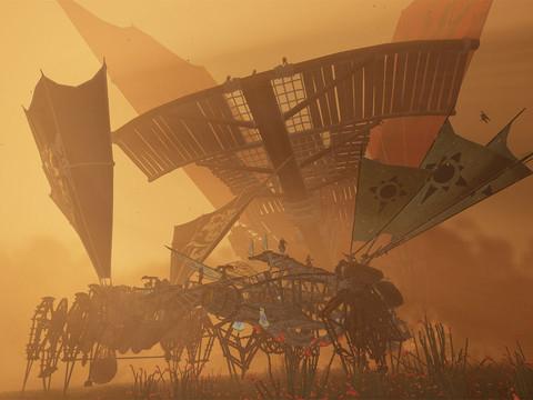 Last Oasis für Xbox Series X angekündigt
