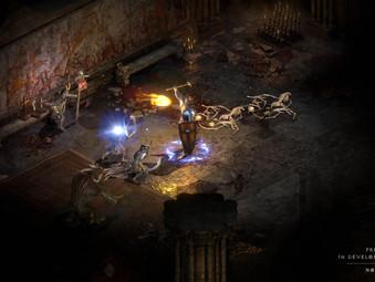 Neuauflage von Diablo 2 erscheint 2021