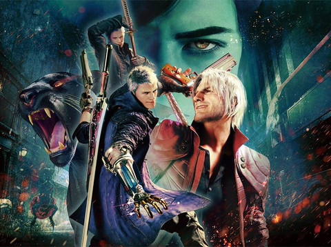 Capcom bringt Devil May Cry 5 Special Edition als Next-Gen-Starttitel