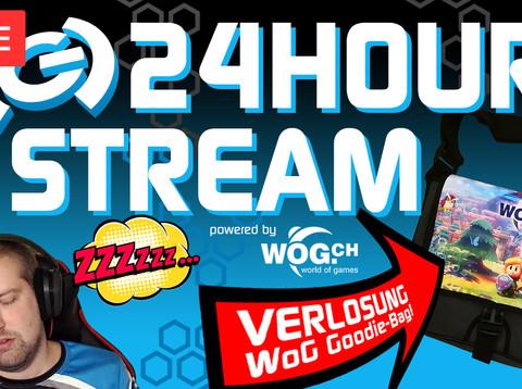 The(G)net LIVE: 24 Hour Stream!