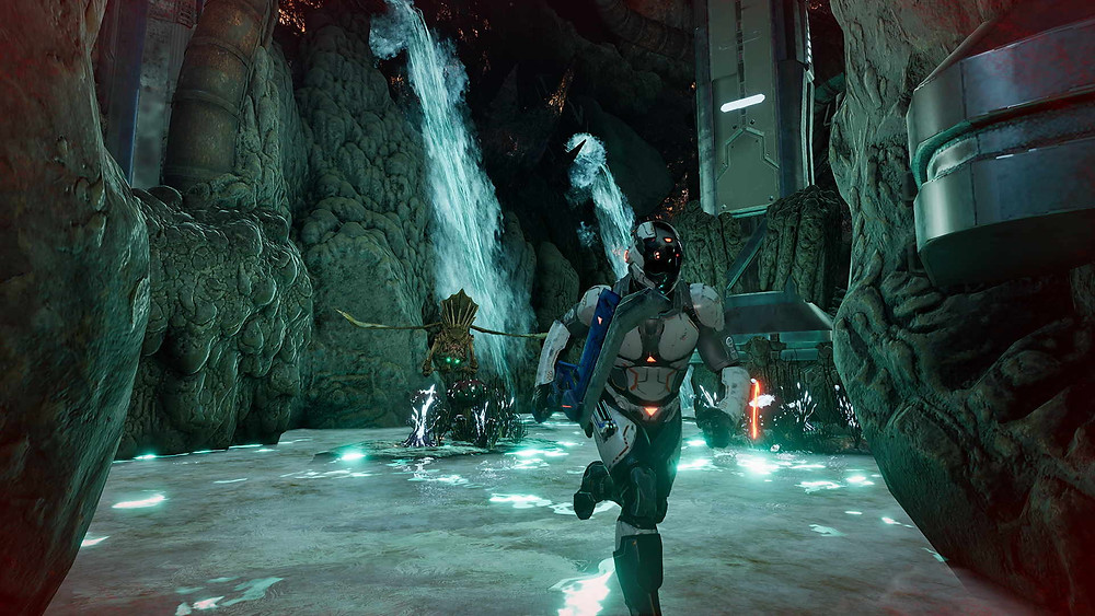 Dolmen Sci Fi Horror Action RPG PS5 Xbox Series Screenshots