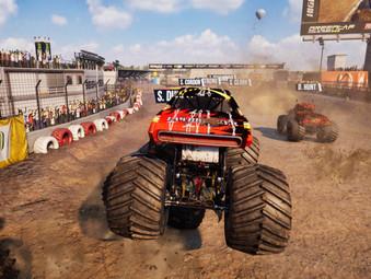 Monster Truck Championship erscheint auch für Next-Gen-Konsolen