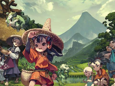 Neues Gameplay zu Sakuna: Of Rice and Ruin