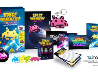 Space Invaders Forever erscheint als Special Edition