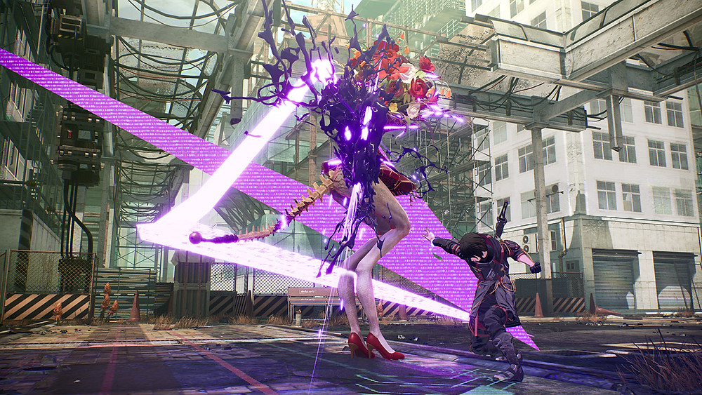 Scarlet Nexus Test Testbericht Review Playstation
