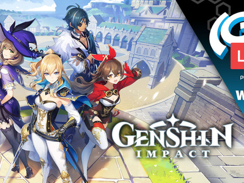 The(G)net LIVE: Genshin Impact
