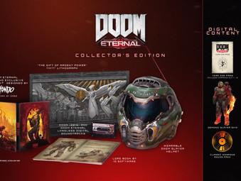 E3: DOOM Eternal Release Date, CE und neuer Trailer