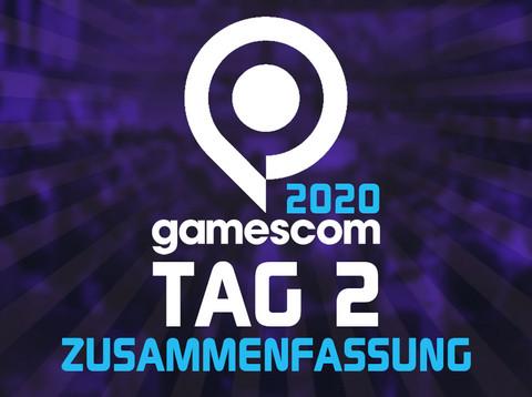 Gamescom 2020: Tag 2 - Zusammenfassung