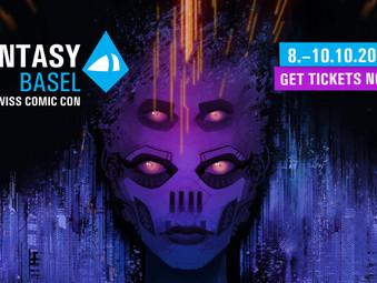 Fantasy Basel 2021: Ab 8. Oktober wird Basel ein Hotspot für Gaming- und Fantasy Fans