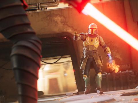 Erste Infos und Trailer zu Star Wars: Hunters