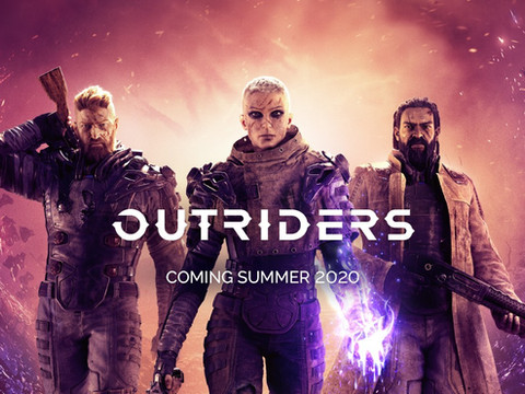 E3: Square Enix entwickelt Outriders