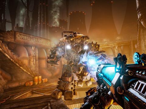 Neues zum Gameplay von Necromunda: Hired Gun