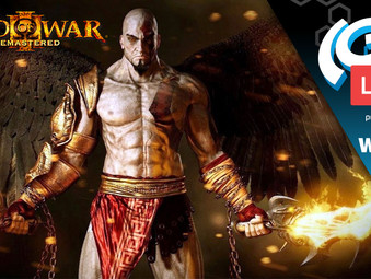 The(G)net LIVE: God of War 3 Remastered