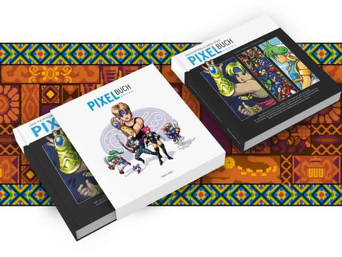 Neues 16-Bit Pixel-Artbook für SEGA-Fans und Sammler