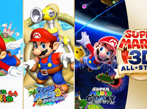 The(G)net Review: Super Mario 3D All-Stars