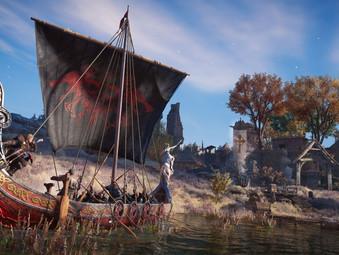 Assassin's Creed Valhalla Update 1.1.2 bringt Fluss-Raubzüge und viele Bugfixes