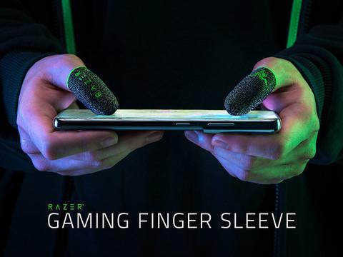 Razer stellt eSports Finger Sleeve für Mobile Gamer vor