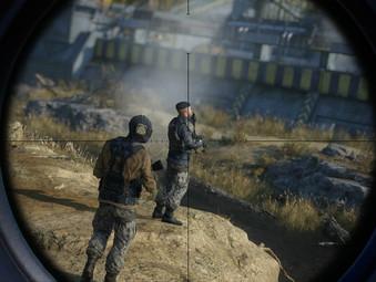 Sniper Ghost Warrior Contracts 2: Dramatischer Trailer zur Kampagne