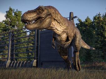 Frontier enthüllt Jurassic World Evolution 2