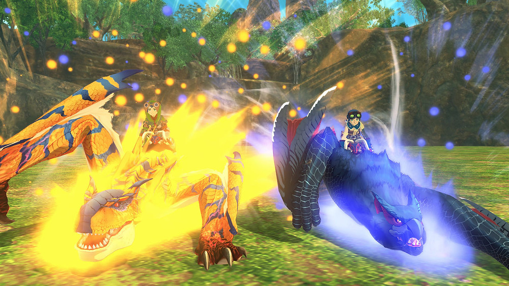 Test Monster Hunter Stories 2 Wings of Ruin Review Nintendo Switch