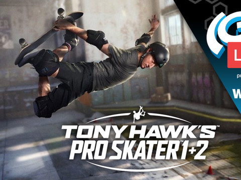 The(G)net LIVE: Tony Hawk's Pro Skater