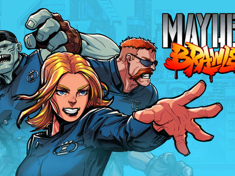 Urban Fantasy Beat 'em Up Mayhem Brawler angekündigt