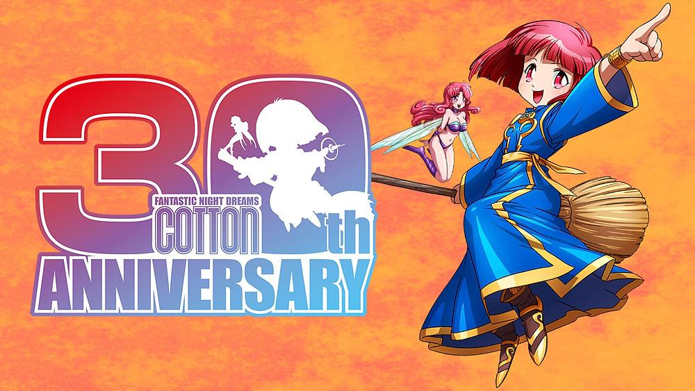 30 Jahre Cotton Anniversary