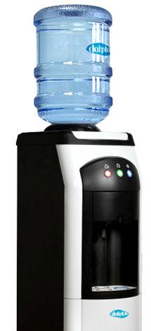 Výdajník vody Dolphin, pitý režim, perlivá voda