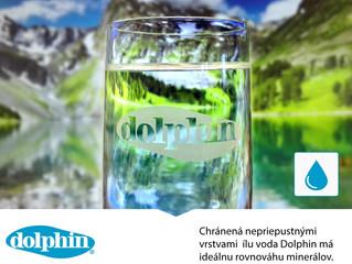 Chuť vody Dolphin