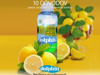 10 dôvodov prečo začať deň s citrónovou vodou