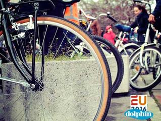 Holandská ambasáda a Dolphin Slovakia podporujú mestské bicyklovanie v Bratislave