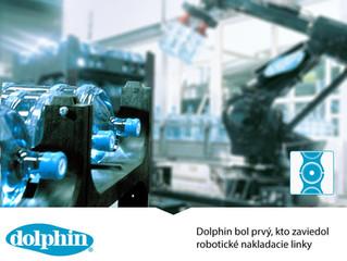 Plnička Dolphin