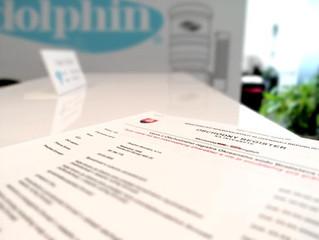 Právne zmeny v spoločnosti Dolphin Slovakia